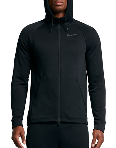 Nike Dry Training Hoodie-BLACK-Large 89407276_BLACK_Large