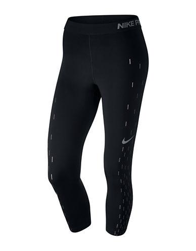 Nike Pro Capris-BLACK-Large 89413682_BLACK_Large