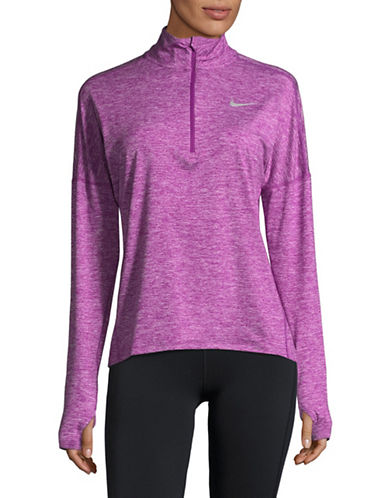 Nike Dry Element Top-PURPLE-Small