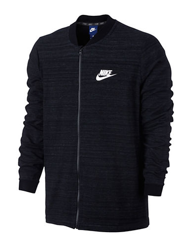Nike Sportswear Advance 15 Bomber Jacket-BLACK-X-Large