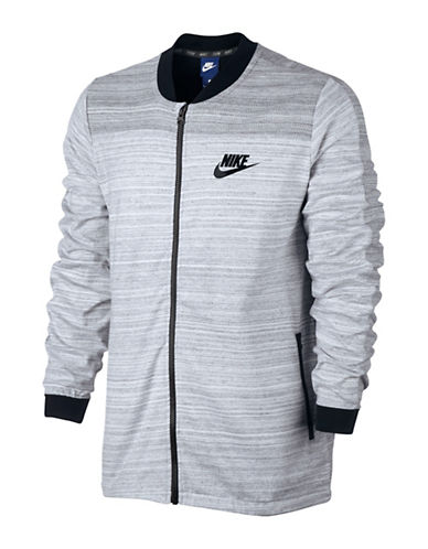 Nike Sportswear Advance 15 Bomber Jacket-WHITE-Large 88973865_WHITE_Large