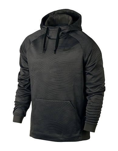 Nike Storm Print Therma Training Hoodie-BLACK-Medium 89407428_BLACK_Medium