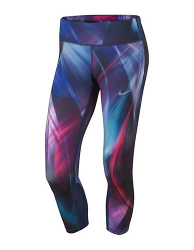 Nike Power Epic Cropped Running Tights-GRAPE-X-Large 89203458_GRAPE_X-Large