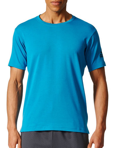 Nike Therma Training Top-BLUE-X-Large