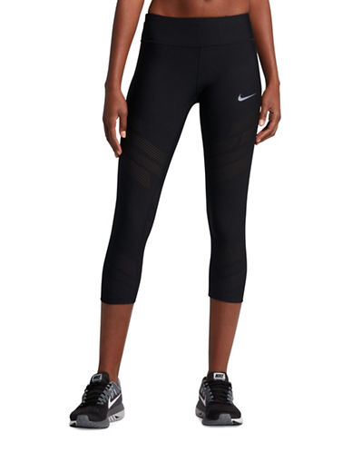 Nike Running Crop Tights-BLACK-Medium 89283990_BLACK_Medium
