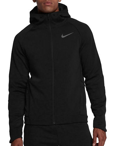 Nike Therma Sphere Max Training Hoodie-BLACK-X-Large