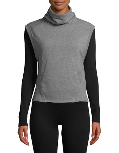 Nike Dry Cowl Neck Vest-GREY-X-Small 89529569_GREY_X-Small