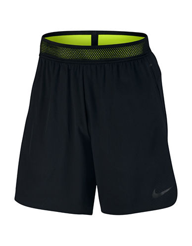 Nike Flex-Repel Training Shorts-BLACK-Large 88973900_BLACK_Large