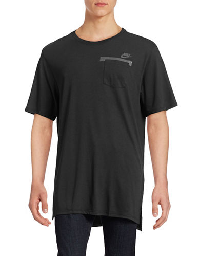 Nike Badlands Pocket T-Shirt-BLACK-Medium 88834351_BLACK_Medium