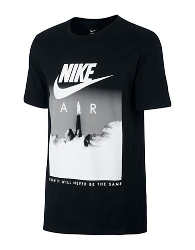 Nike Jersey Graphic T-Shirt-BLACK-XX-Large 88832780_BLACK_XX-Large