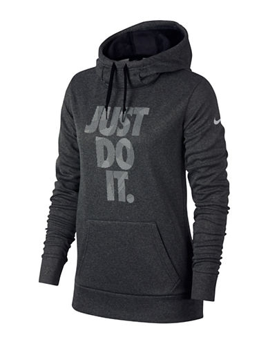 Nike Therma Training Hoodie-BLACK-X-Small