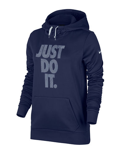 Nike Therma Training Hoodie-BLUE-Large 89582081_BLUE_Large