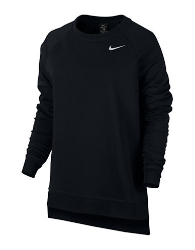 Nike Long Versa Dry Training Top-BLACK-Medium 89414088_BLACK_Medium