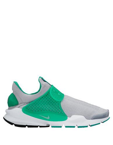Nike Mens Sock Dart Colourblock Shoes-GREY-13