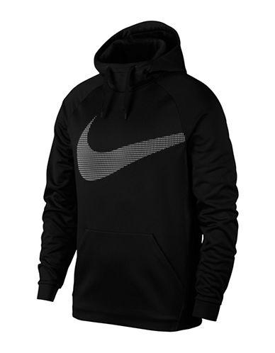 Nike Thermal Drawstring Training Hoodie-BLACK-Small 89710126_BLACK_Small