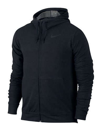 Nike Dry Training Hoodie-BLACK-Large 88558976_BLACK_Large