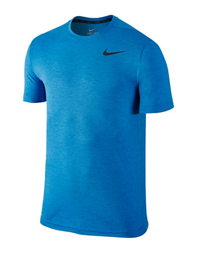 Nike Dry Training Top-BLUE/BLACK-Medium 88239519_BLUE/BLACK_Medium