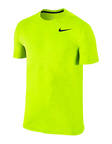 Nike Dri-FIT Training Top-GREEN-X-Large 88856213_GREEN_X-Large