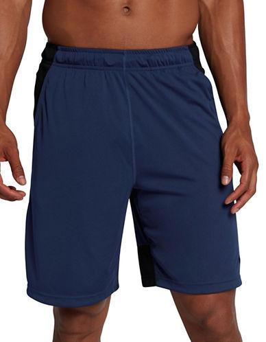 Nike Dry Training Shorts-BLUE-Medium 89690568_BLUE_Medium