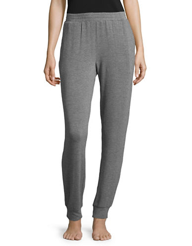 Lord & Taylor Lounge Joggers-GREY-Small