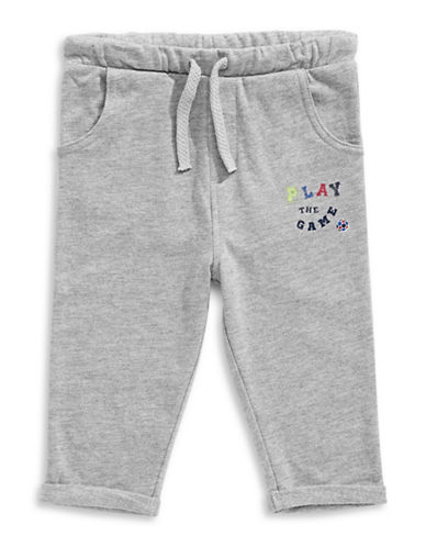 Bob Der Bar Play Sweatpants-GREY-6-9 Months