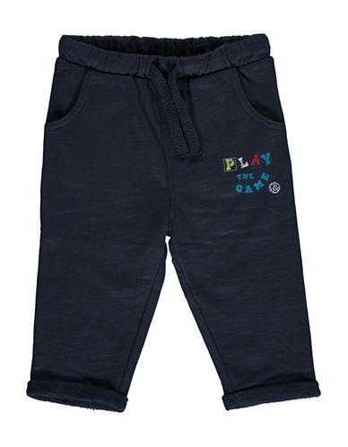 Bob Der Bar Play Sweatpants-BLUE-24 Months