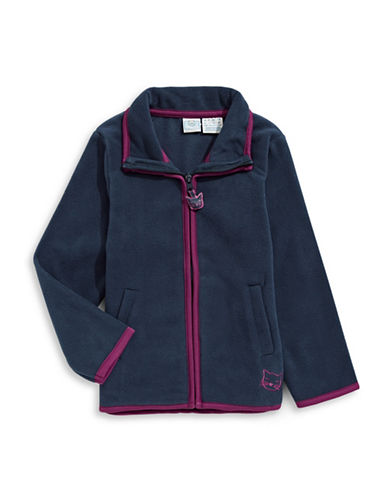Bob Der Bar Microfleece Jacket-BLUE-4