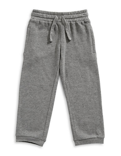 Bob Der Bar Fleece Lined Joggers-GREY-2