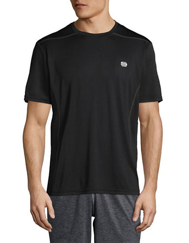 Manguun Core Tech T-Shirt-BLACK-Medium