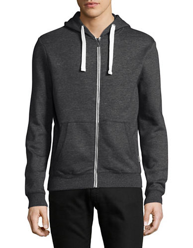 Manguun Full Zip Sweatshirt Hoodie-BLACK-Small 89252963_BLACK_Small