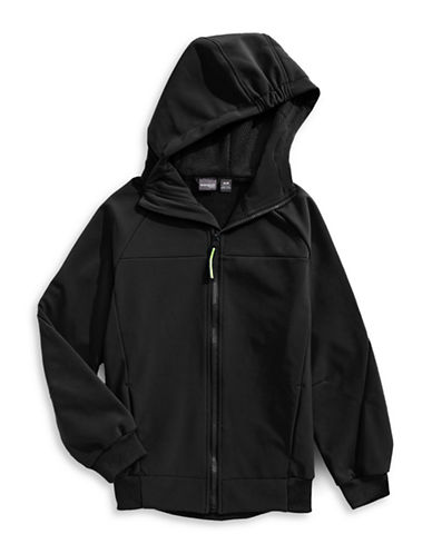 Manguun Soft Shell Jacket-BLACK-Large 89229098_BLACK_Large