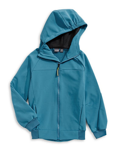 Manguun Soft Shell Jacket-BLUE-Large 89229102_BLUE_Large