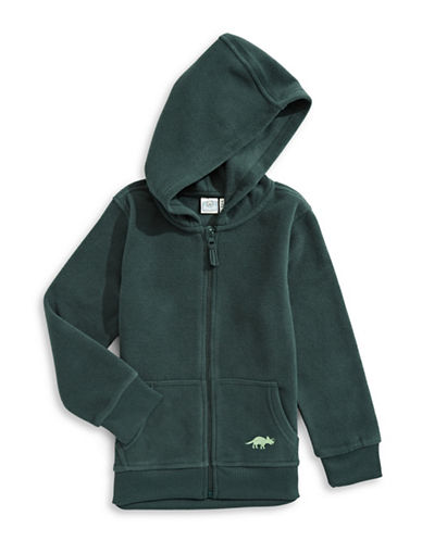 Bob Der Bar Polar Fleece Zip Hoodie-JUNE BUG-3