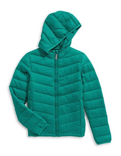 Bob Der Bar Packable Puffer Jacket-GREEN-5-6