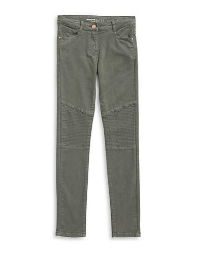 Manguun Moto Jeans-GREEN-7
