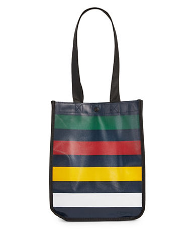 HudsonS Bay Company Reusable Tote Bag-NAVY-One Size