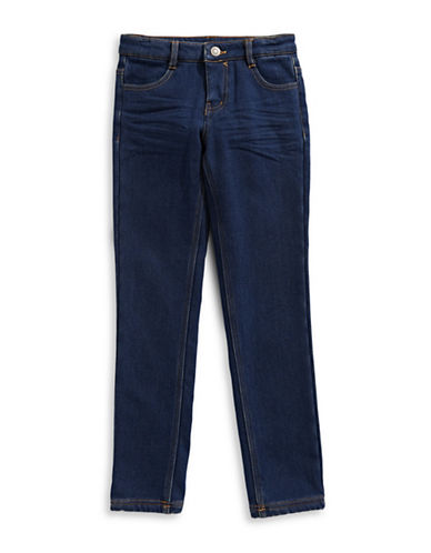 Manguun Four-Pocket Jeggings-BLUE-14