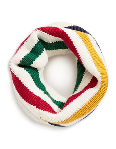 HudsonS Bay Company Toddler Multistripe Snood-MULTI-One Size