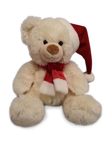 Bob Der Bar Christmas Bear-WHITE-One Size
