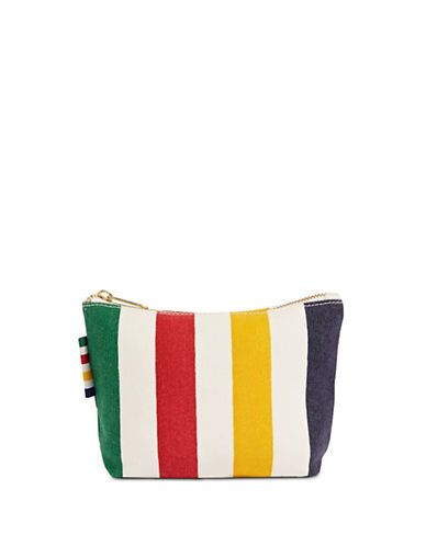 Hudson'S Bay Company Canvas Organizer Pouch-MULTI-One Size