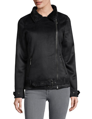Manguun Slim-Fit Performance Jacket-BLACK-42