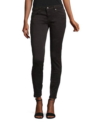 Manguun Classic Skinny Jeans-BLACK-44