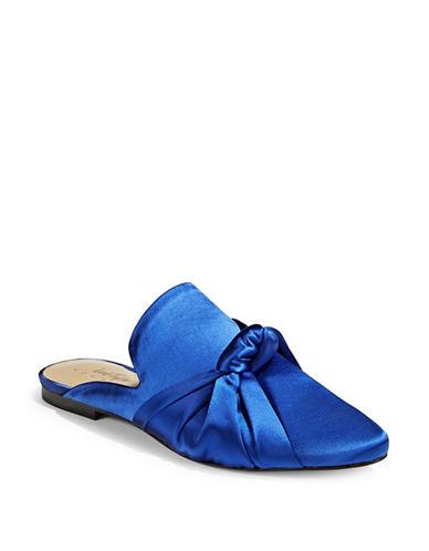 424 Fifth Hava Satin Mules-SAPPHIRE BLUE-10