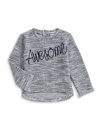 Bob Der Bar Awesome Sweatshirt-SILVER-6X