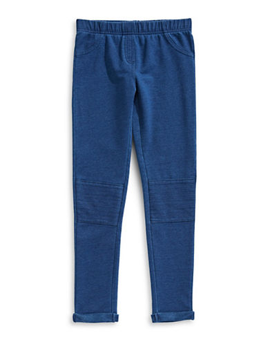 Bob Der Bar Classic Denim Jeggings-BLUE-4