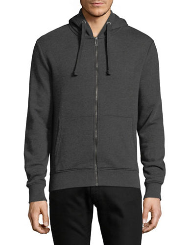 Manguun Long-Sleeve Hooded Jacket-BLACK-Large