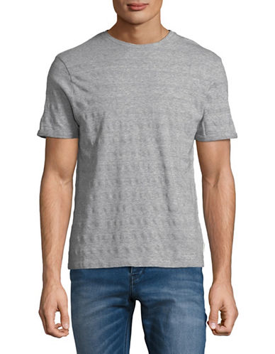 Manguun Short-Sleeve Cotton T-Shirt-GREY-Small 89765477_GREY_Small