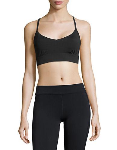 Askya Core Jersey Sports Bra-BLACK-Medium 89773389_BLACK_Medium
