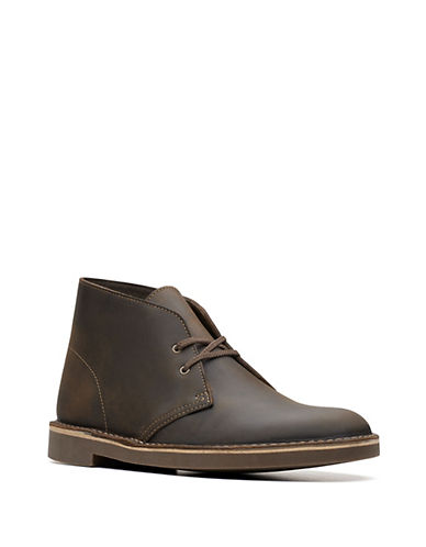 Clarks Bushacre 2 Boots-BEESWAX-9.5
