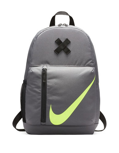 Nike Elemental Backpack-GREY-One Size